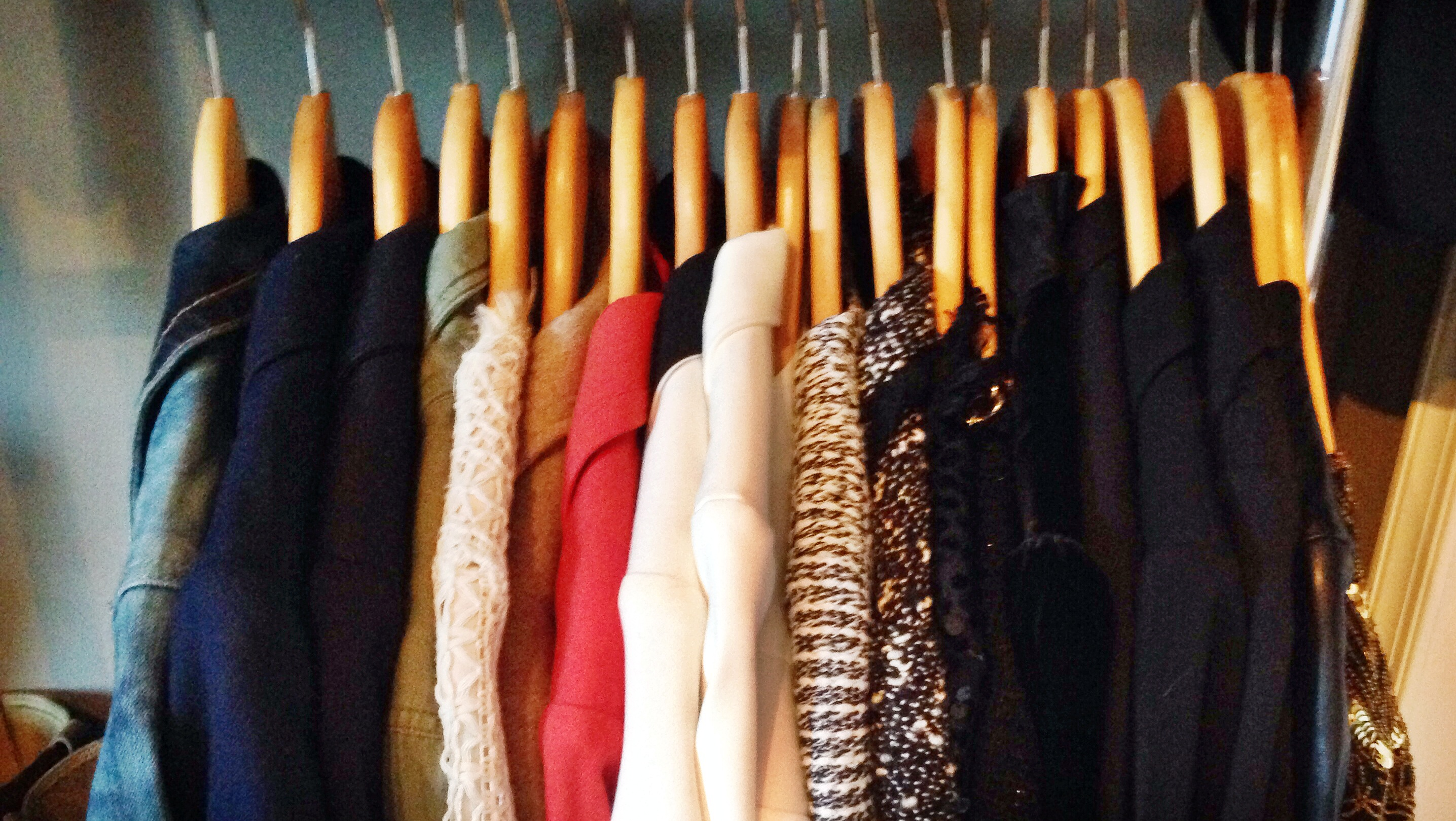 ac70777f3ea Defining Your Style – How to curate a closet full of clothes you ...