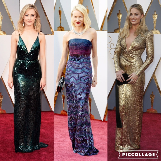 The Oscars Red Carpet Review