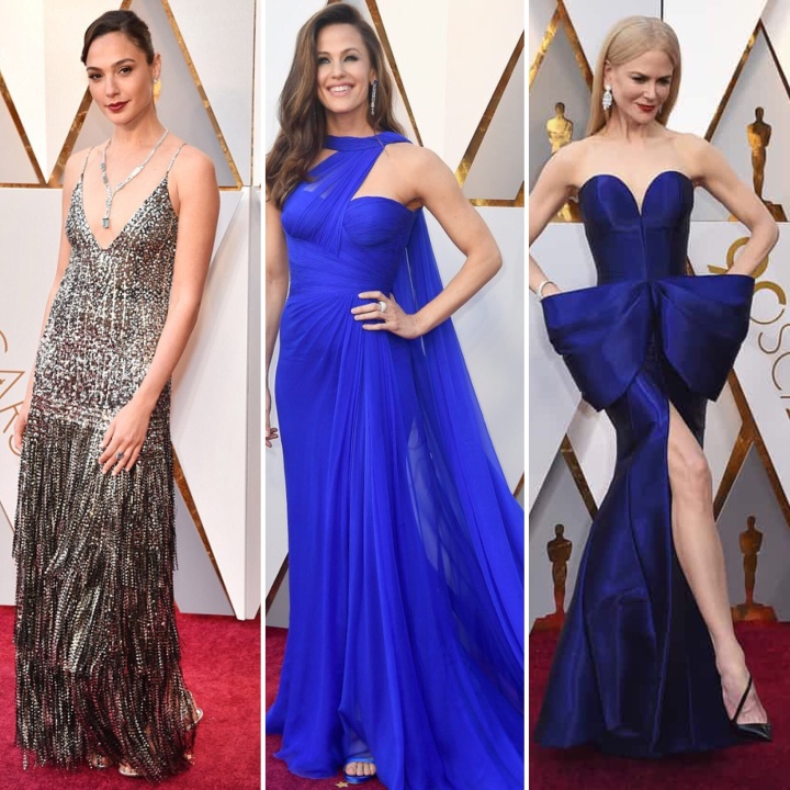 Bows, Bridal, Bling and the Bold – The Oscars Red Carpet Review 2018