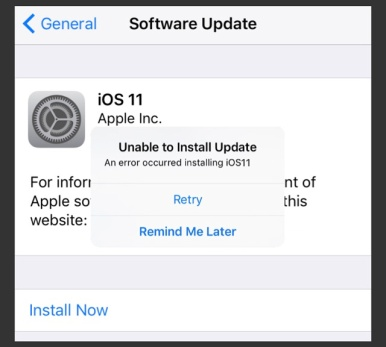 Unable-to-Install-iOS-11-1